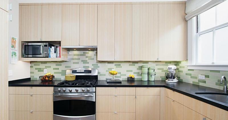 Refacing kitchen cabinet doors ideas