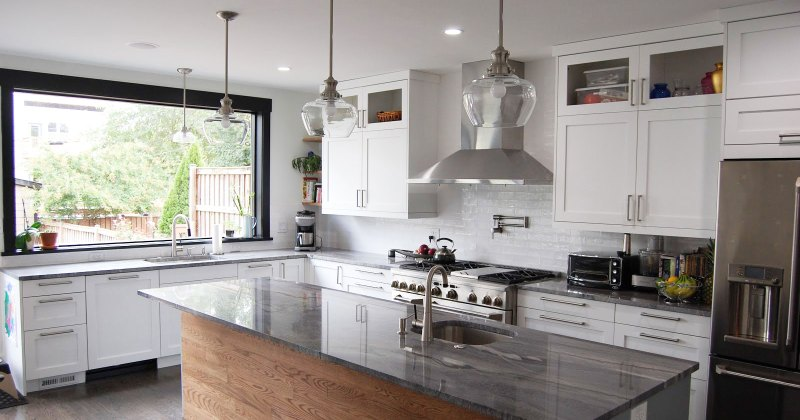 Refacing kitchen cabinets with ikea doors