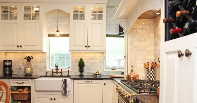 Refacing old kitchen cabinet doors