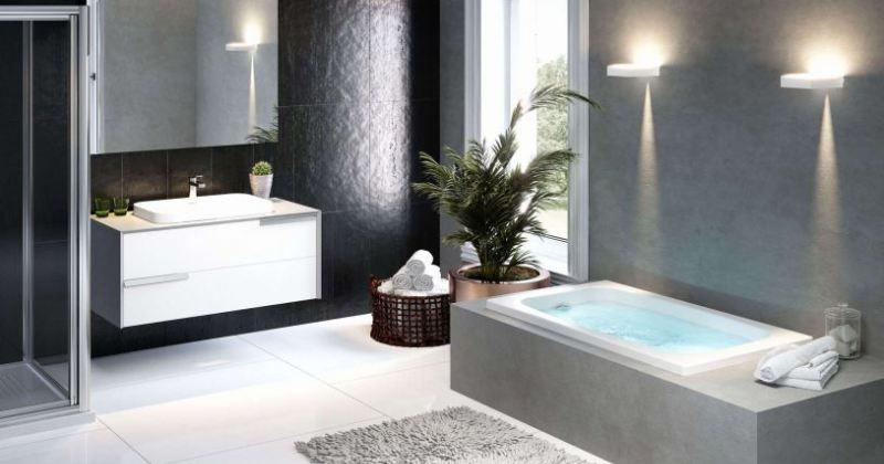 Small bathroom decor pinterest