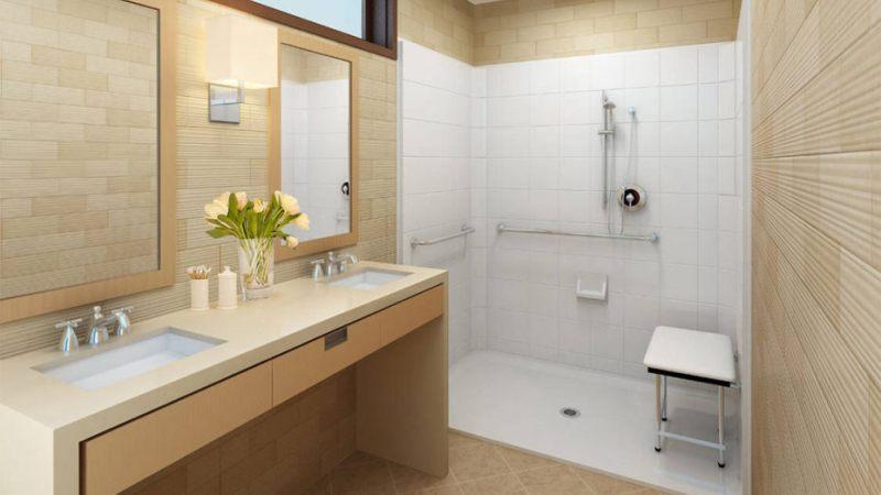 Small bathroom design ideas dimensions