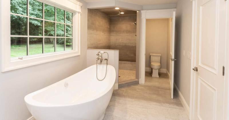 Small bathroom design ideas with shower