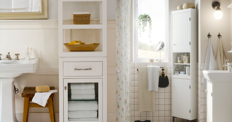 Small bathroom design images