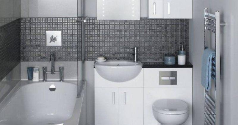 Small bathroom designs with bath