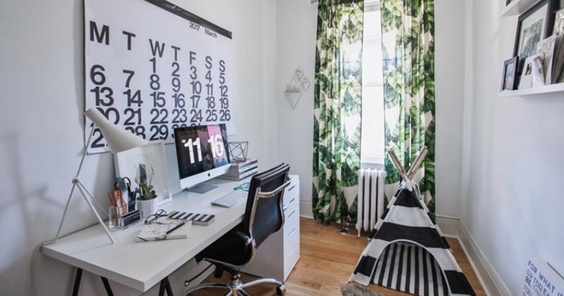 Small home office decor ideas