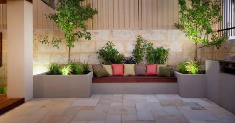 Small outdoor area ideas