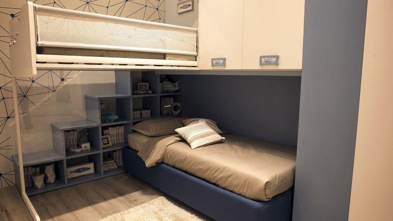Space for little boy bedroom