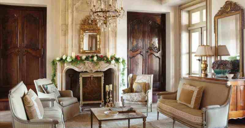 Styles of french interior design