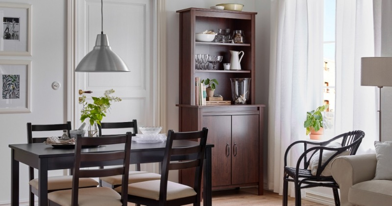 Tips for finding the best corner dining room hutch