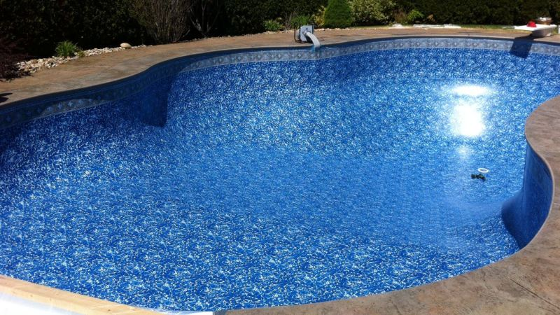 Types of Swimming Pools Liners
