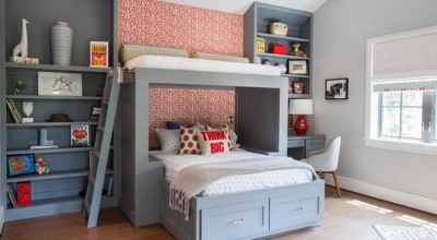 Unique Little Boy Bedroom