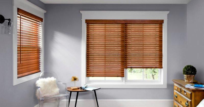 Wooden venetian blinds not closing