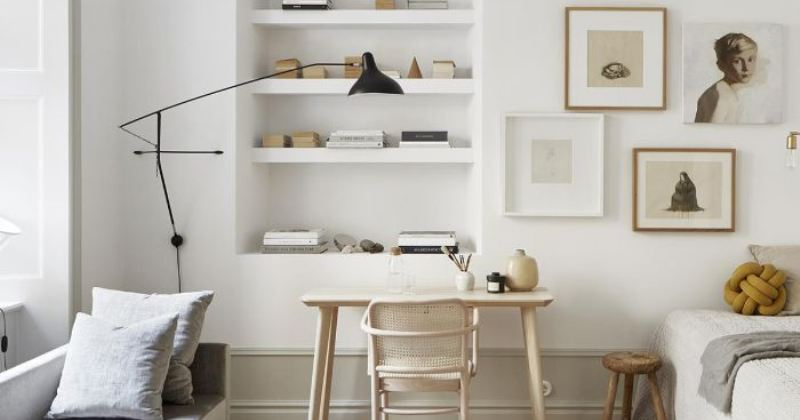 home office desk decor ideas