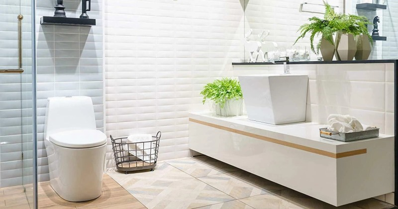 Bathroom Designs for Bright View