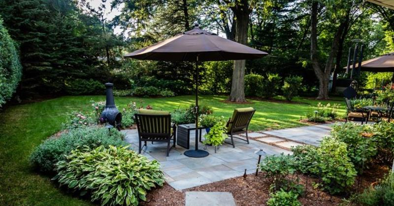 Beautiful backyard landscape design ideas