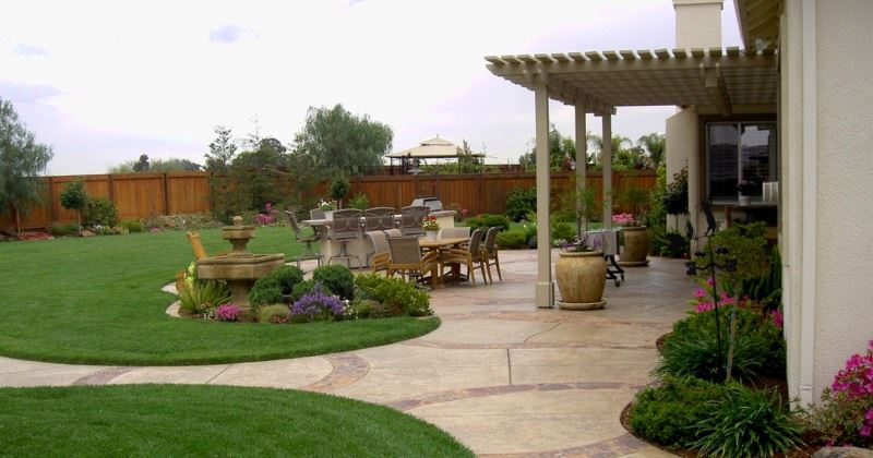 Beautiful home landscaping ideas