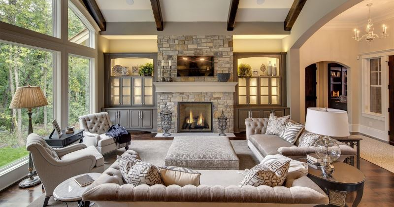 Beautiful living rooms pictures