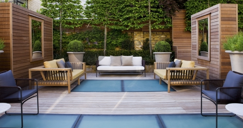 Beautiful terrace design ideas