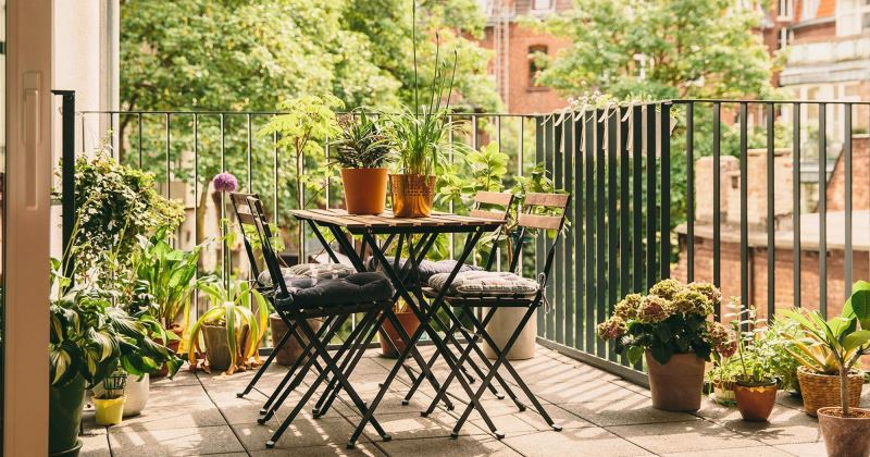 Beautiful terrace garden ideas
