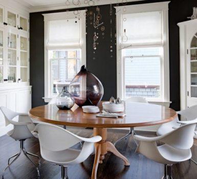 Corner Hutch Dining Room Designs