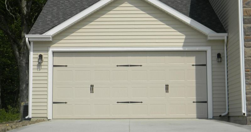 Garage door design software