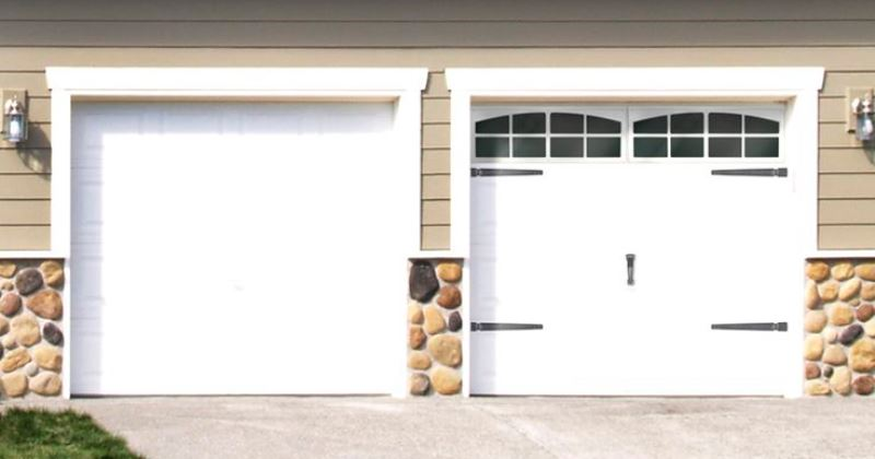 Garage door designs do yourself