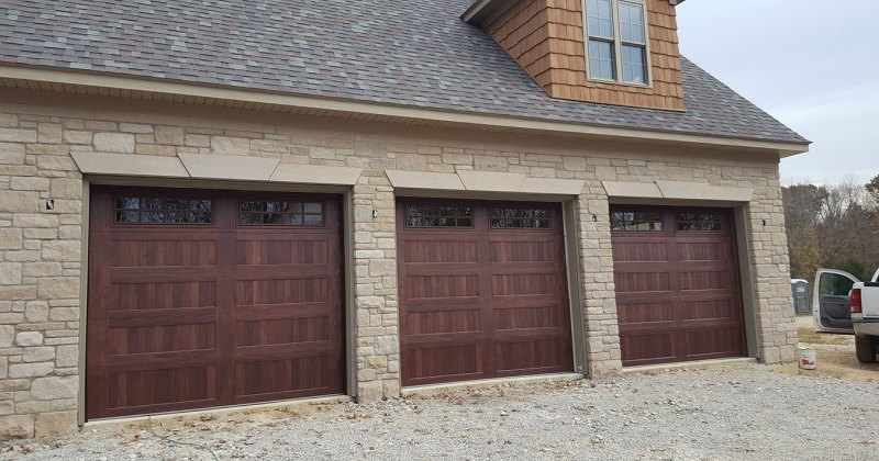 Garage door designs photo gallery