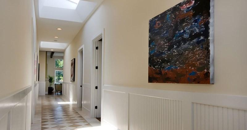Hallway wall art ideas