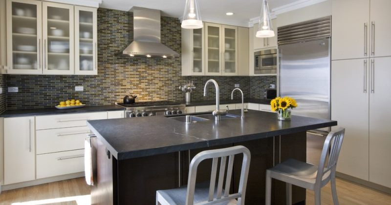 How to Maintenance Black Honed Granite