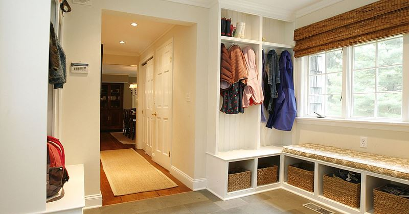 Ideas for mudroom