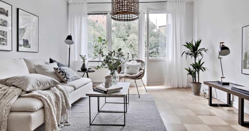 Interior decorating minimalist style