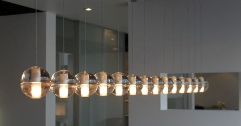 Low voltage pendant lights working