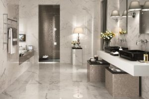 Marble Tiles Luxurious Look