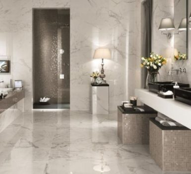 Marble Tiles Luxurious Look