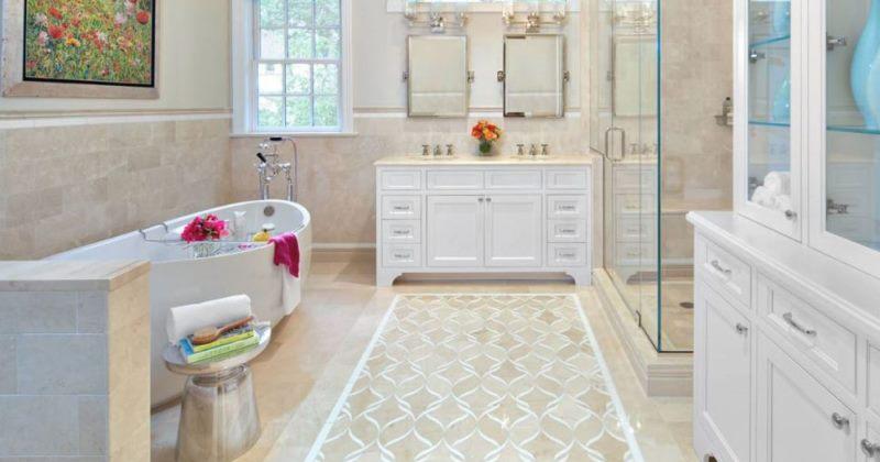 Marble tile ideas