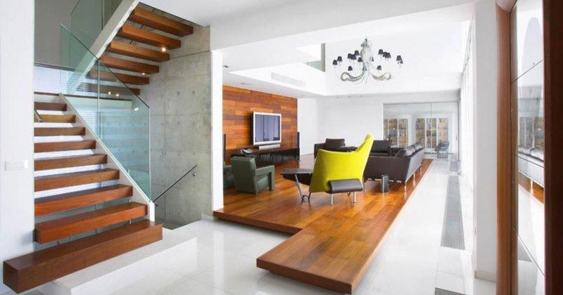 Minimalist interior designer idea