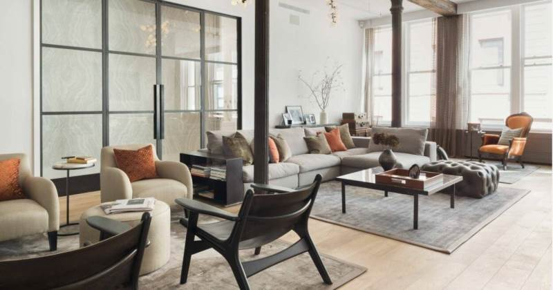 Minimalist interior designers nyc