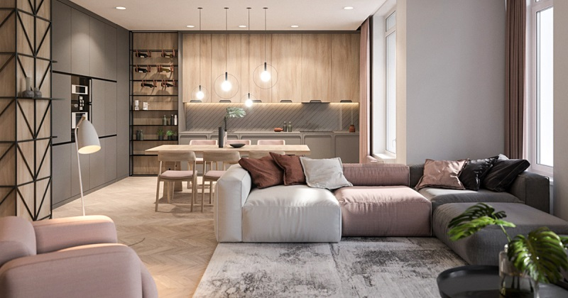 Minimalist interior designers