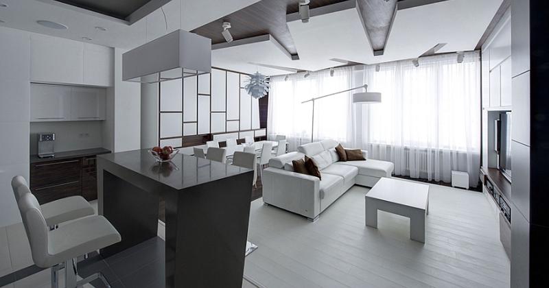 Minimalist interior home decor