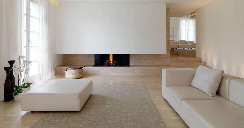 Minimalist style interior designMinimalist style interior design