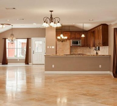 Travertine Tile Living Spaces Livelier