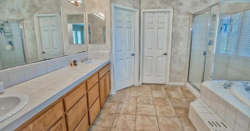 Warble tile bathroom images