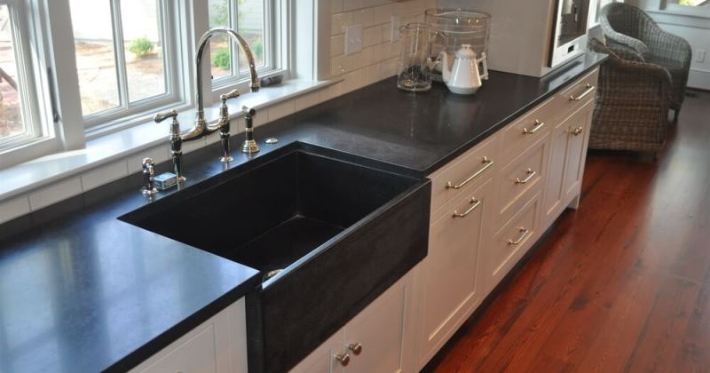 What to Notice before Buying Black Honed Granite
