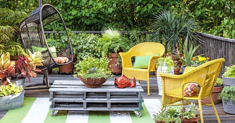 Best garden decking ideas