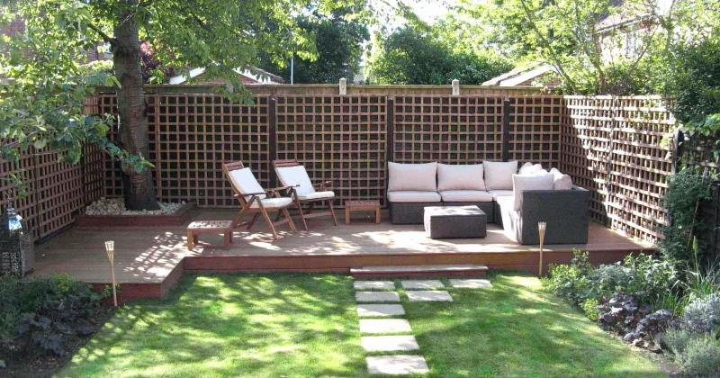 Decking ideas for the garden