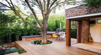 Garden Landscapers Decking Eco-Friendly