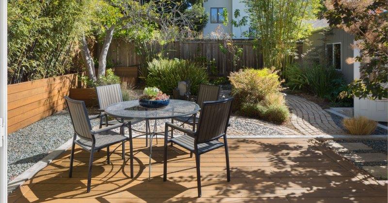 Garden and decking ideas
