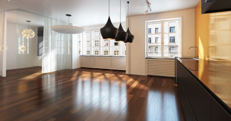 Hardwood flooring color ideas