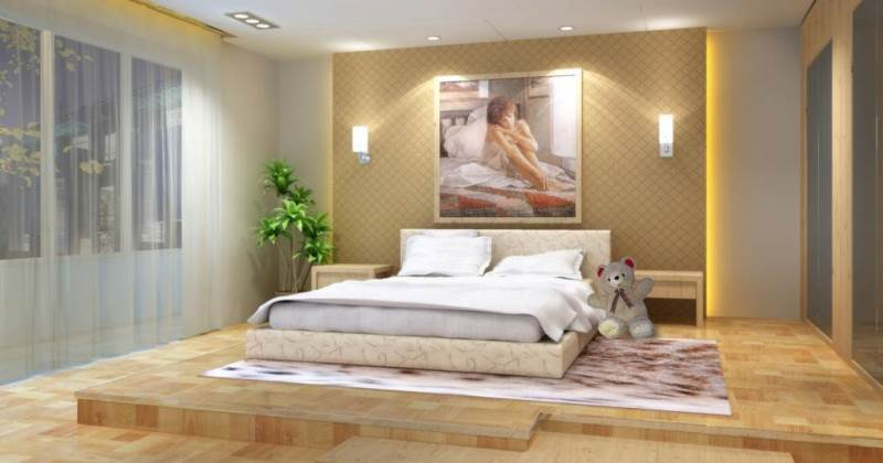 Hardwood flooring ideas for bedrooms