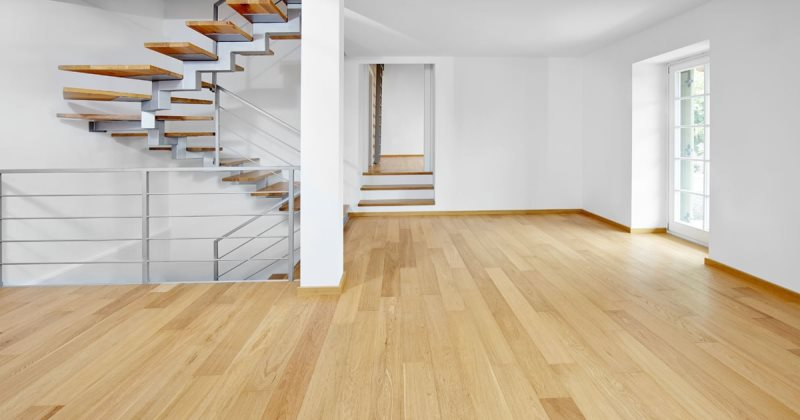 Recognition of Hardwood Floors